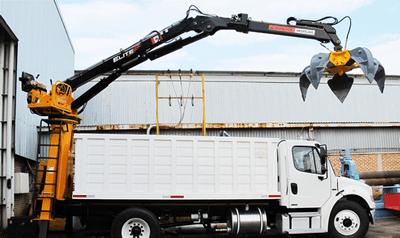 poligrapa para recolección de residuos industriales